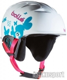 Helma Bolle B-kid shiny white Butterfly