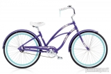 "ELECTRA Hawaii 3i purple metallic ladies' 24"", varianta UNI - Cruiser"