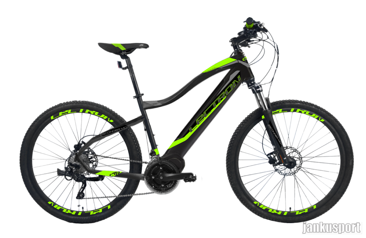 "Lectron Esconder MDX 29""/18,  17.5 Ah, model 2019"