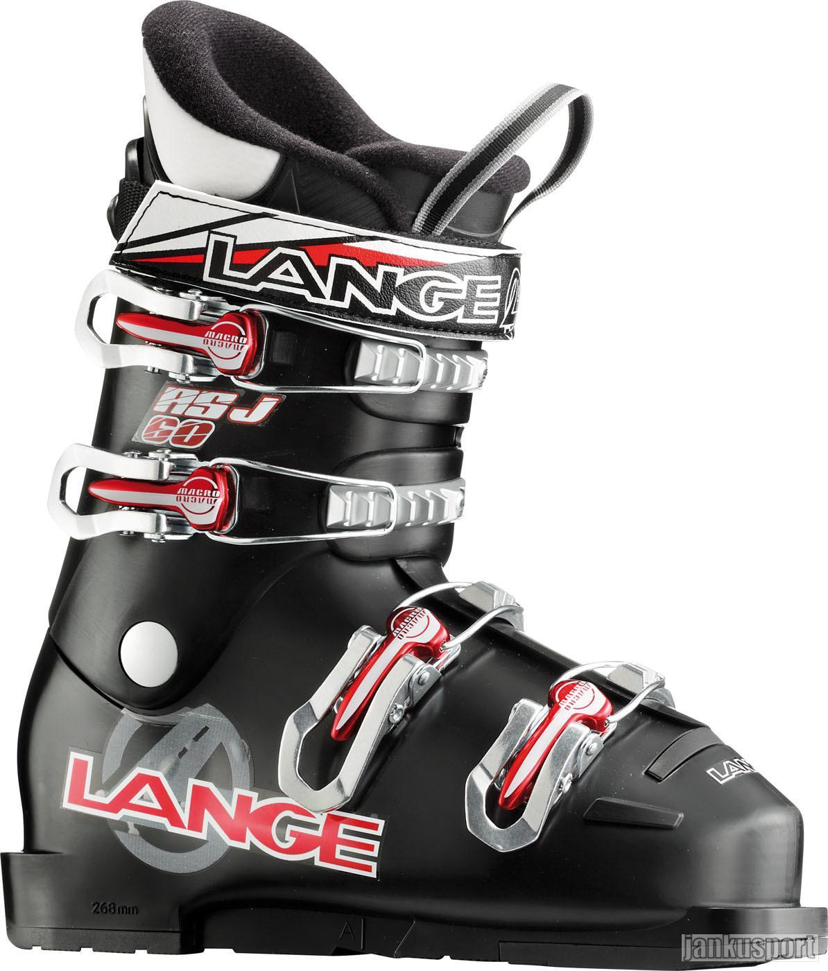 Lyžařské boty Lange rsj 60, 2012