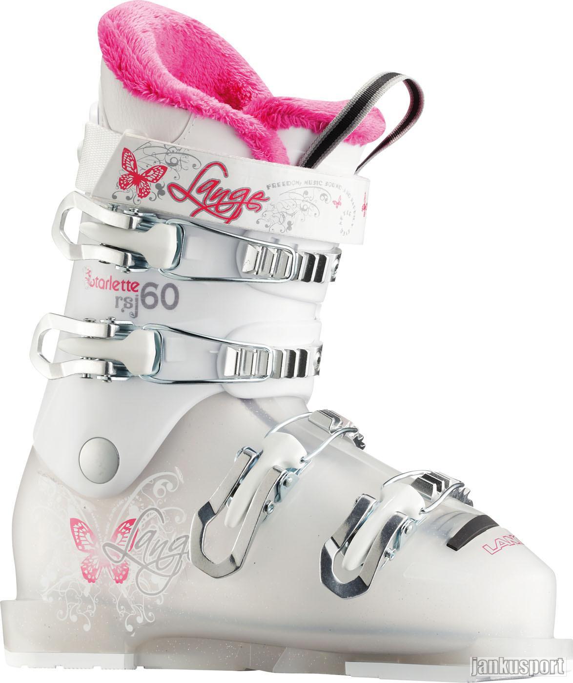 Lyžařské boty Lange starlette 60