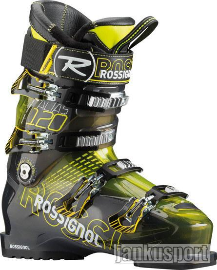 Lyžařské boty Rossignol alias sensor 120