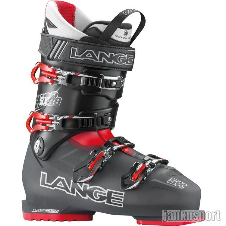 Lyžařské boty Lange sx 80