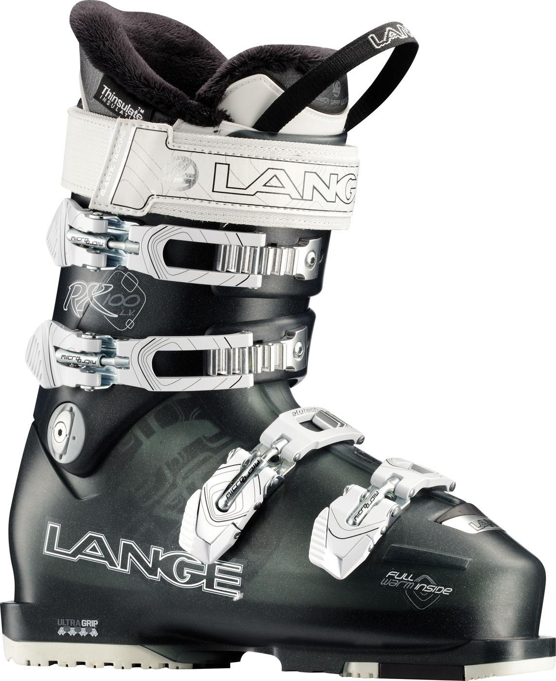 Sjezdové boty Lange rx 100, 2012