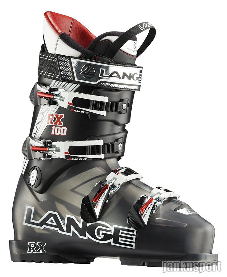 Sjezdové boty Lange rx 100, 2013