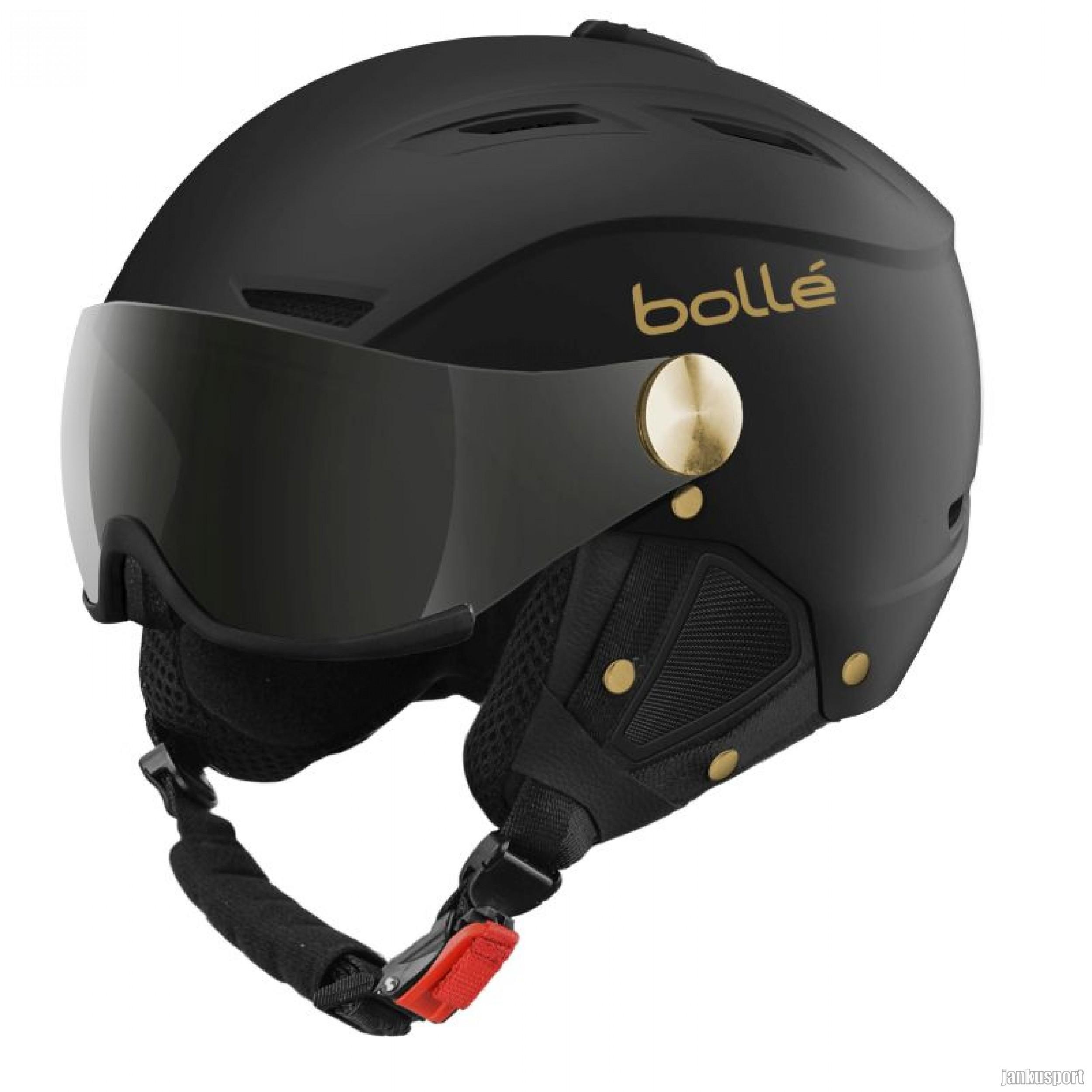 BOLLE BACKLINE VISOR (Lyžařská přilba Bolle)