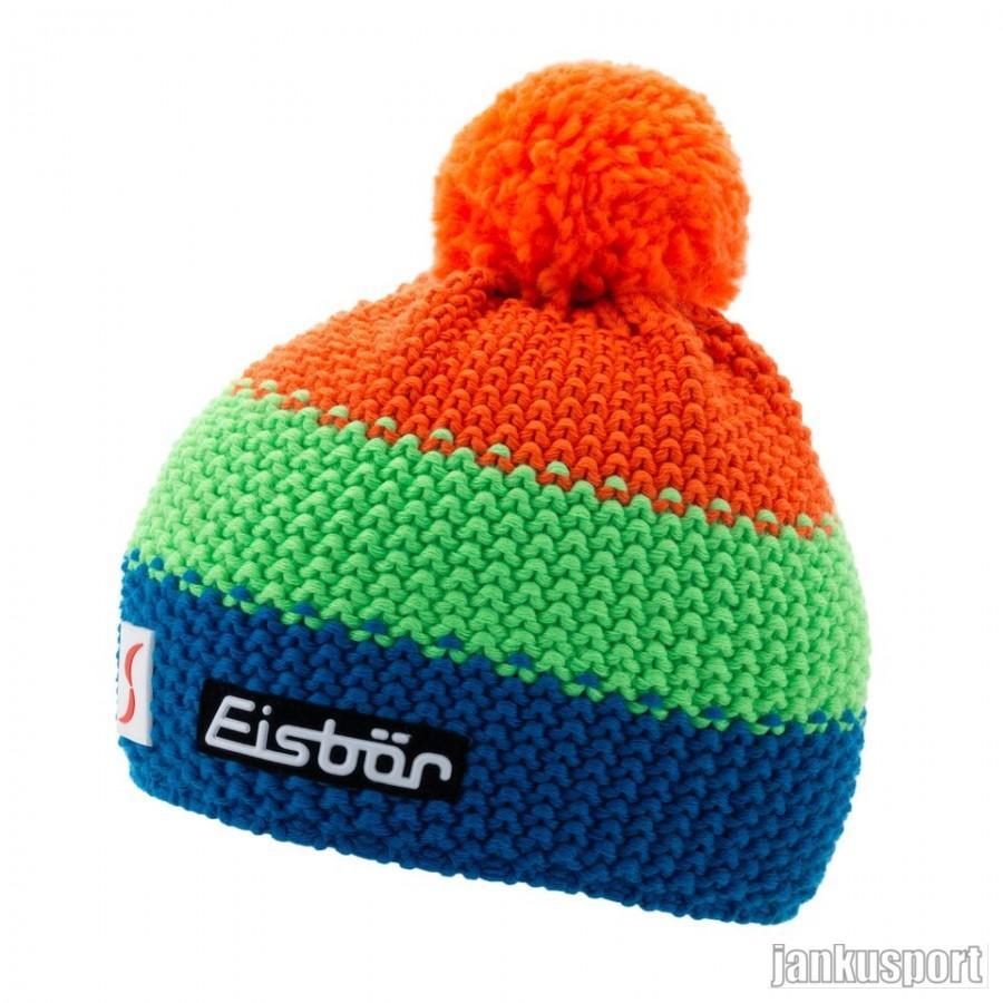 Eisbar Star Neon Pompon Mu SP (Čepice Eisbar )