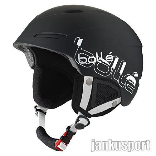 Bolle B-yond black a white (Lyžařská přilba Bolle)