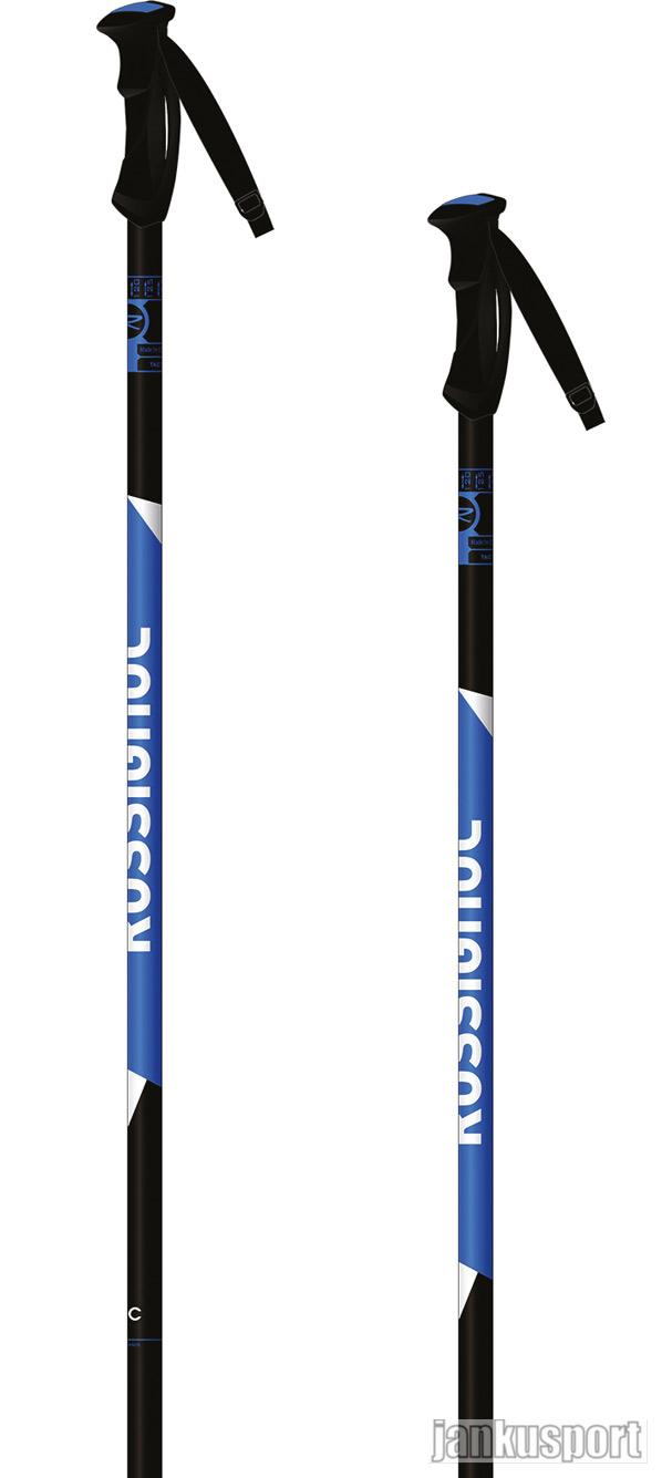 Rossignol Tactic black/blue vel. 120 cm