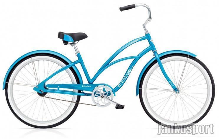 ELECTRA  Lux 1 Ladies' Blue Metallic - Cruiser