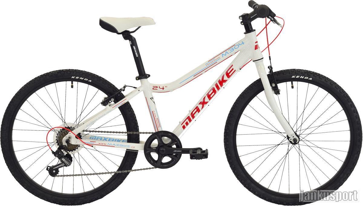 Maxbike Denali 24 - žluté - Dětské kolo (Dětské kolo Maxbike)