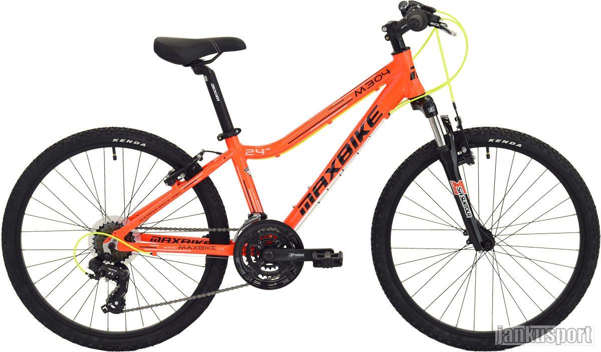 Maxbike Pindos 24 - Dětské kolo (Dětské kolo Maxbike)