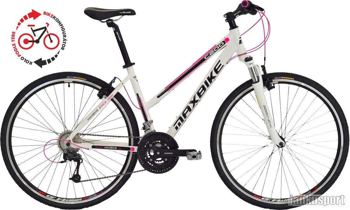 """Maxbike Tejo lady 28"""" - 16"""" - matně černé - Krosové kolo (Krosové kolo Maxbike 29)"""