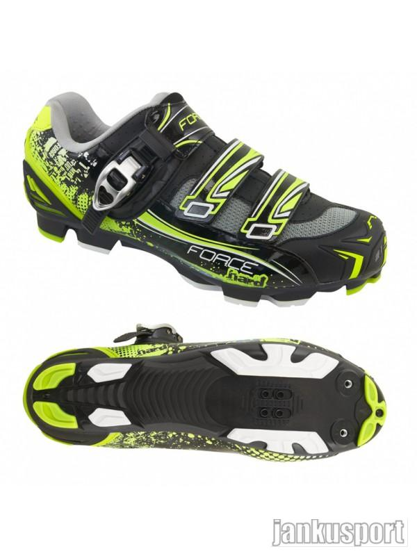 Tretry Force MTB Hard Fluo