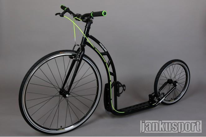 Morxes Sport - černá (Koloběžka Morxes)