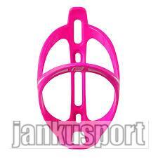 Košík na lahev Force get růžový