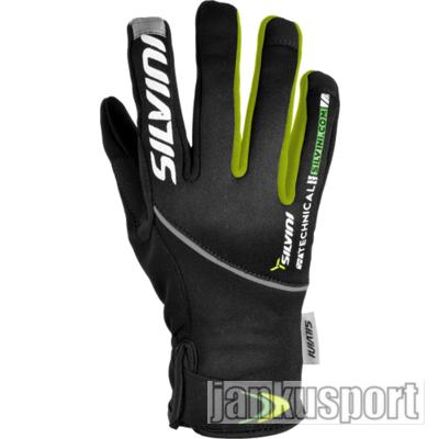 Silvini Ortles - Cyklistické rukavice (Cyklistické rukavice Silvini)