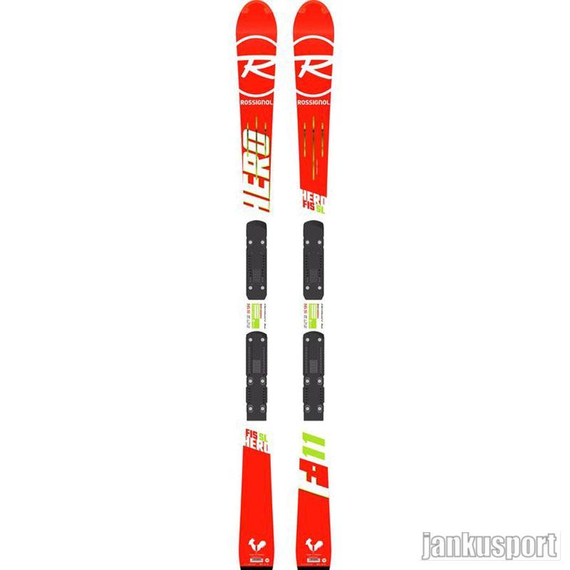 Rossignol Hero Fis SL R21 (RAGAE02) - Sjezdové lyže vel. 150 cm 46fee906e66