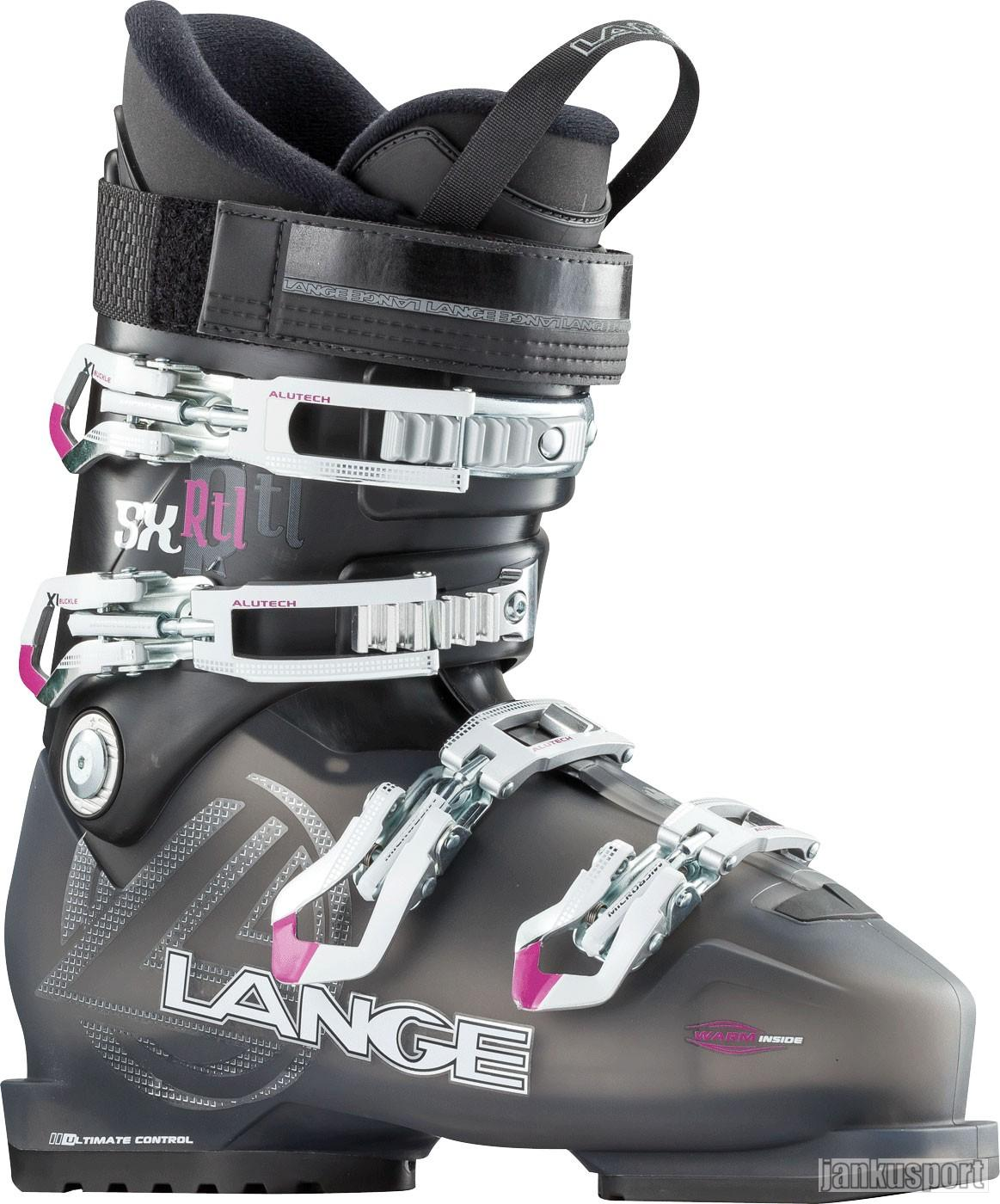 Lyžařské boty Lange sx w rlt