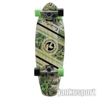 Kryptonic Cruiser Aloha Floral 27 - Skateboard