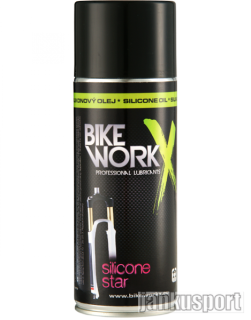 Bikeworkx Silicon star 200ml - Olej