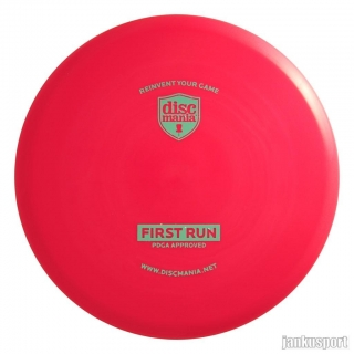 Discmania S-Line P3x - First Run fialový - disk