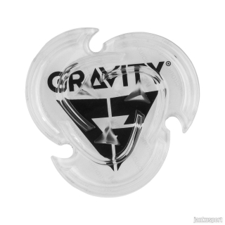 Gravity grip Icon mat - clear
