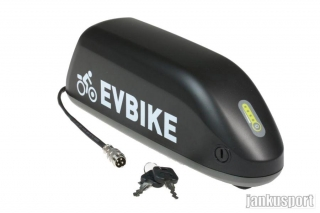 Downtube Ev-Bike 36V/11.6 Ah - Repase Baterie