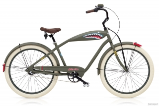 ELECTRA Cruiser Attitude - Tiger Shark 3i Men's