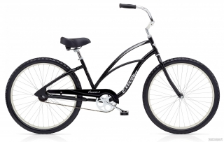 ELECTRA Cruiser 1 Ladies' Black