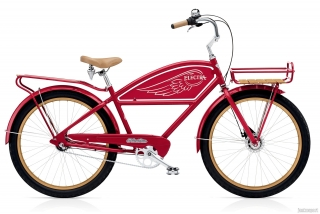 ELECTRA Cruiser Attitude - Delivery 3i Men's Red