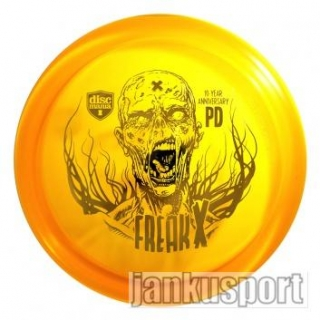 Discmania Freak X 10 Year Anniversary PD S-line žlutá - Disc
