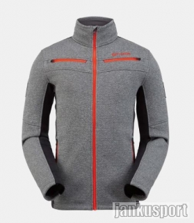 SPYDER-M WENGEN ENCORE FULL ZIP-Jacket-ebony