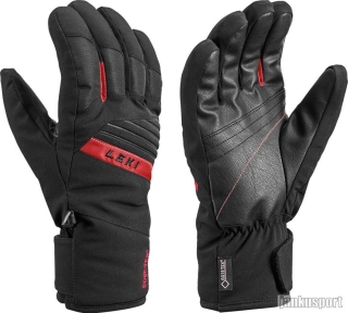 RUKAVICE GLOVE SPACE GTX BLACK-RED
