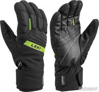 RUKAVICE GLOVE SPACE GTX BLACK-LIME 080, 085, 090, 095, 100