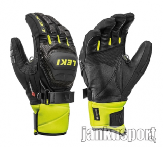 WORLDCUP RACE COACH FLEX S GTX, BLACK-ICE LEMON 095