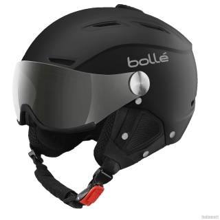 Bollé Backline Visor Soft Black-Silver