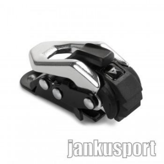 Gravity Metal Toe Ratchet Black/Silver