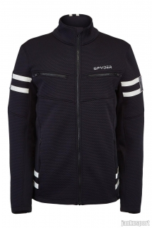 Spyder Wengen Encore Full Zip - Jacket Black