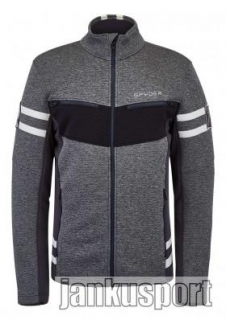 Spyder Wengen Encore Full Zip - Jacket Ebony